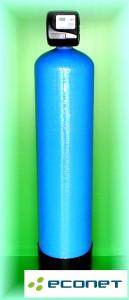 Filtr mechaniczny ze złożem Turbidex