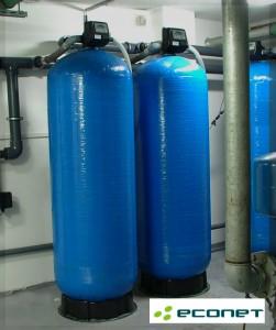 Filtry węglowe: dechloracja, poprawa smaku, zapachu, barwy, przeroczystości wody