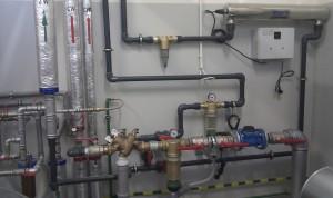 Filtry wody dla przemysłu