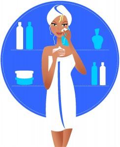 Tylko odpowiednio zmiękczona woda nie wysusza skóry! ECONET zadba o Twoje zdrowie.