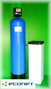 Filtr wielofunkcyjny do usuwania żelaza, manganu, zmiękczania, usuwania jonu amonowego