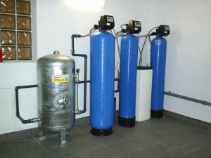 Stacja uzdatniania wody ECONET