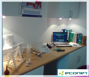 Laboratorium ECONET