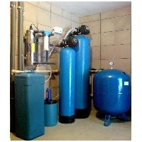 Stacja uzdatniania wody - ECONET