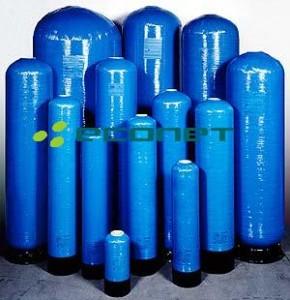 Filtry wody - zbiorniki filtracyjne