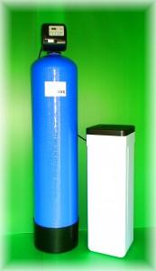 Filtr zmiękczający Econet FZm 10/1 z żywicą Dowex HCR-SS