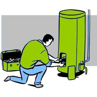 SERWIS: wymiana złoża filtracyjnego w odżelaziaczach, zmiękczaczach, filtrach wielofunkcyjnych z Crystal Right