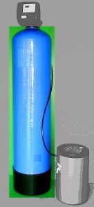 Odżelaziacz - Greensand Plus - zbiornik filtracyjny