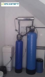 Odżelaziacze, zmiękczacze, lampy UV, domowa stacja uzdatniania wody