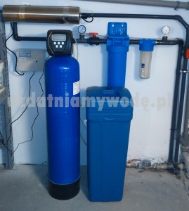 Zmiękczanie i dezynfekcja wody miejskiej