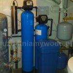 Twarda, śmierdząca woda - zmiękczacz i filtr węglowy + lampa UV
